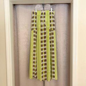 Acacia Swimwear Arrows Silk Skirt